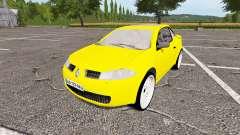 Renault Megane CC para Farming Simulator 2017