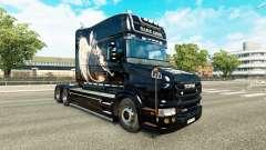 Ángel oscuro de la piel para Scania camión T para Euro Truck Simulator 2