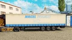 La piel de Nagel Polska cortina semi-remolque para Euro Truck Simulator 2