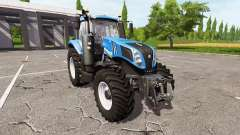 New Holland T8.380 v1.1 para Farming Simulator 2017