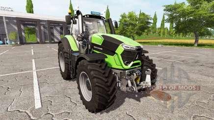 Deutz-Fahr 9340 TTV para Farming Simulator 2017