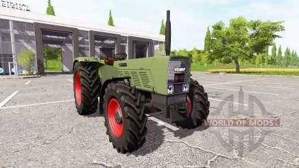 Fendt Favorit 4S para Farming Simulator 2017