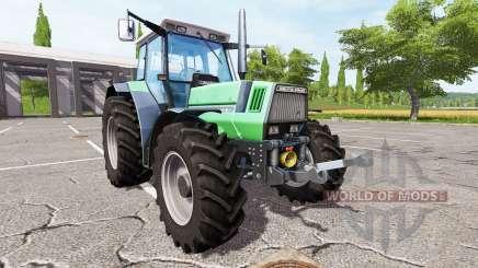 Deutz-Fahr AgroStar 6.21 para Farming Simulator 2017