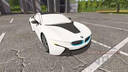 BMW i8 (I12) para Farming Simulator 2017