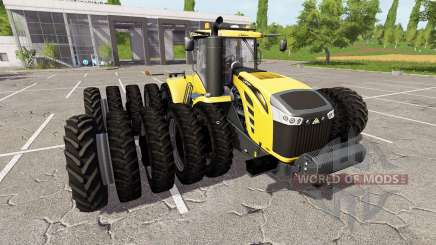 Challenger MT975E v1.2 para Farming Simulator 2017