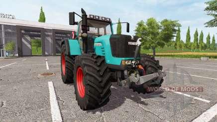 Fendt 930 Vario TMS petrol para Farming Simulator 2017