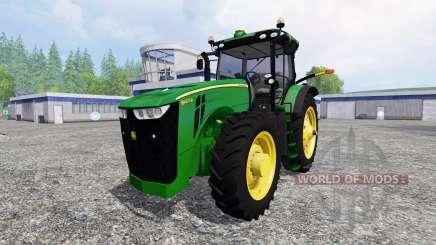 John Deere 8400R para Farming Simulator 2015
