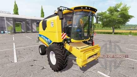 New Holland TC4.90 para Farming Simulator 2017