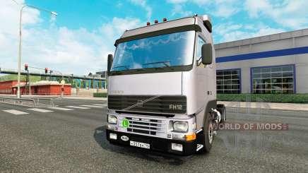 Volvo FH12 v2.0 para Euro Truck Simulator 2