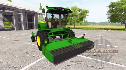 John Deere W260 v1.2 para Farming Simulator 2017