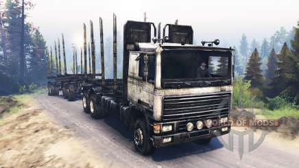 Volvo FL v3.0 para Spin Tires