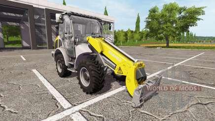 Kramer 8085 para Farming Simulator 2017