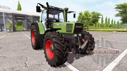 Fendt Favorit 512C Turbomatic v2.0 para Farming Simulator 2017