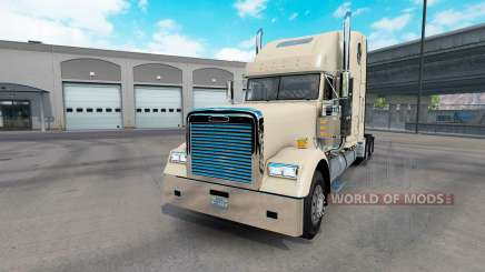 Freightliner Classic XL custom v2.0 para American Truck Simulator
