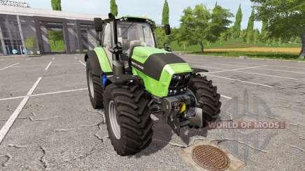 Deutz-Fahr Agrotron 7210 TTV para Farming Simulator 2017