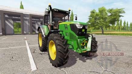 John Deere 6115M v1.2 para Farming Simulator 2017