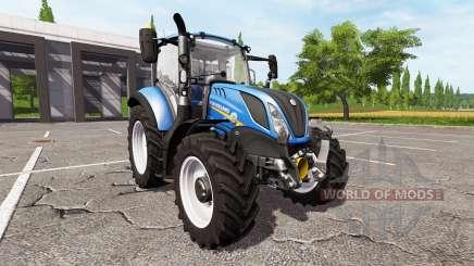 New Holland T5.120 para Farming Simulator 2017