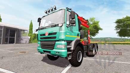 Tatra Phoenix T158 forest para Farming Simulator 2017