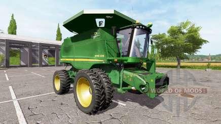 John Deere 9770 STS v1.0.1 para Farming Simulator 2017