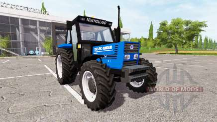 New Holland 110-90 Fiatagri blue para Farming Simulator 2017