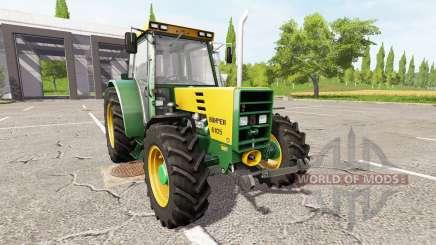 Buhrer 6105A para Farming Simulator 2017