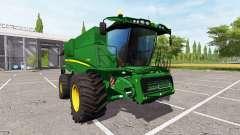 John Deere S690i washable para Farming Simulator 2017