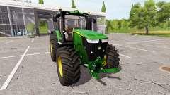 John Deere 7310R v1.1.0.2 para Farming Simulator 2017