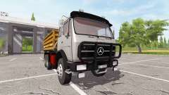 Mercedes-Benz NG 1632 tipper para Farming Simulator 2017