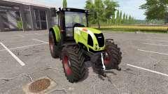 CLAAS Arion 620 v1.2 para Farming Simulator 2017