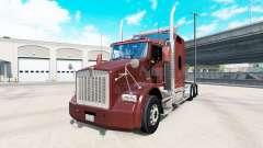 Kenworth T800 v0.5.2 para American Truck Simulator