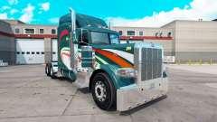 Hoffman v2 de la piel para el camión Peterbilt 389 para American Truck Simulator