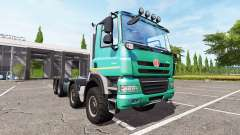 Tatra Phoenix T158 8x8 v1.1 para Farming Simulator 2017
