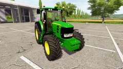 John Deere 7430 Premium v1.2 para Farming Simulator 2017