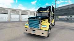 Freightliner Classic XL custom v2.1 para American Truck Simulator