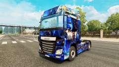 La fantasía de la piel para DAF camión para Euro Truck Simulator 2