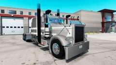 Creisler de la piel para el camión Peterbilt 389 para American Truck Simulator