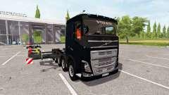 Volvo FH 10x10 v2.0 para Farming Simulator 2017