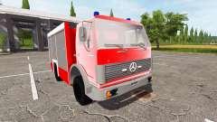 Mercedes-Benz NG 1935 HLF para Farming Simulator 2017