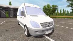 Mercedes-Benz Sprinter (Br.906) para Farming Simulator 2017