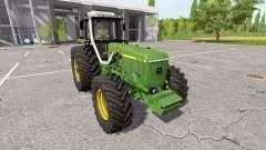 John Deere 4755 v3.0 para Farming Simulator 2017