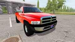 Dodge Ram 3500 1994 farm para Farming Simulator 2017