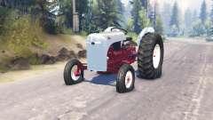 Ford 8N para Spin Tires