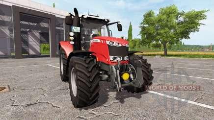Massey Ferguson 6612 para Farming Simulator 2017