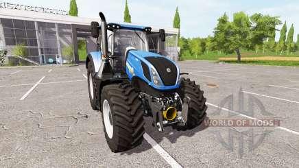 New Holland T7.315 heavy duty para Farming Simulator 2017