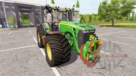 John Deere 8530 v2.3 para Farming Simulator 2017