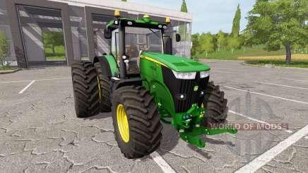 John Deere 7310R v1.4 para Farming Simulator 2017
