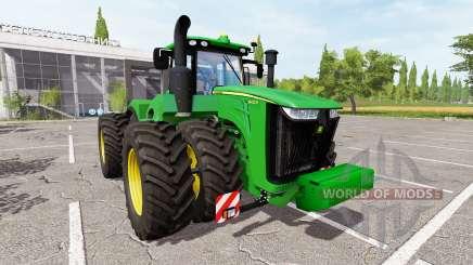 John Deere 9420R para Farming Simulator 2017