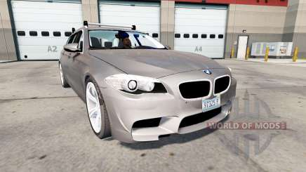 BMW M5 (F11) Touring para American Truck Simulator
