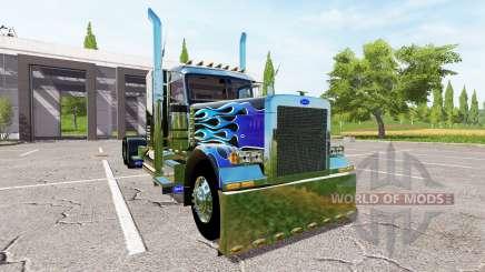 Peterbilt 379 custom para Farming Simulator 2017