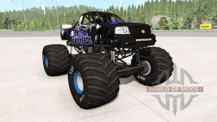 CRD Monster Truck para BeamNG Drive